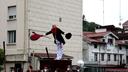 Lekeitio: San Pedro 2020 kaxarranka eta eguzki-dantza konfinatuak
