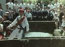 Lesaka 1971 zubigainekoa eta bandera arboltu