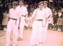 Lorenzo San Juan: Andra Mari eguna Bakion 1951-1955