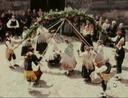Miranda del Castañar: Baile del cordon 1975