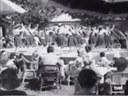 Ronda Española 1952 Oñatiko neska dantzariak