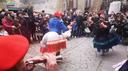 Tafalla: San Sebastian 2020 Zaldikoen dantza