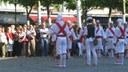 Tolosa: Bordon-dantza 2009 Aurreskua 07