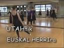 Utah-ko Unibertsitateko Ballet ikasleak Euskal Herrian 2008