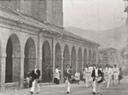 Zumarraga: Santa Isabel 1948 ezpata-dantza, aurreskua eta erromeria