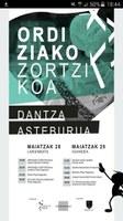 Zortzikoa estreinatuko da asteburu honetako dantza asteburuan Ordizian