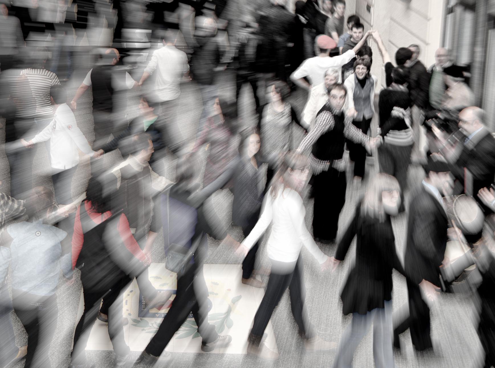 Dantzan Ikasi Topaketak: Dantzaren transmisiorako lanketa eta proposamenak