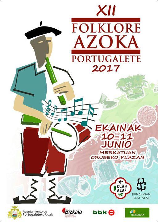 Badator Portugaleteko XII. Folklore Azoka