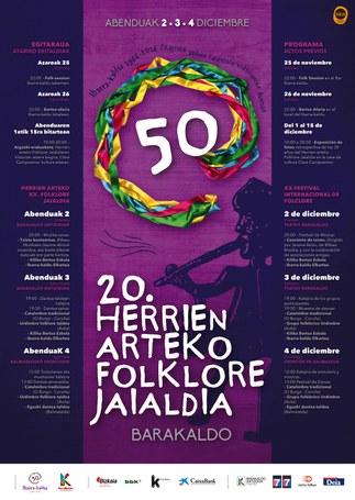 Herrien Arteko XX. Folklore Jaialdia, Barakaldon