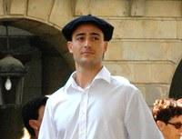 Joseba Juarez Mendizabal, dantzarion agurra