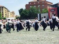 Iruñerriko dantzarien Folklore jaialdia 2015
