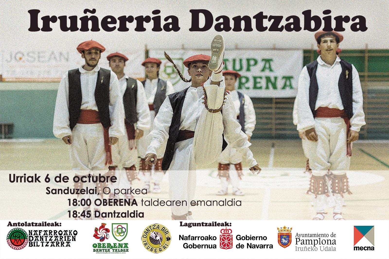 Iruñerria Dantzabira