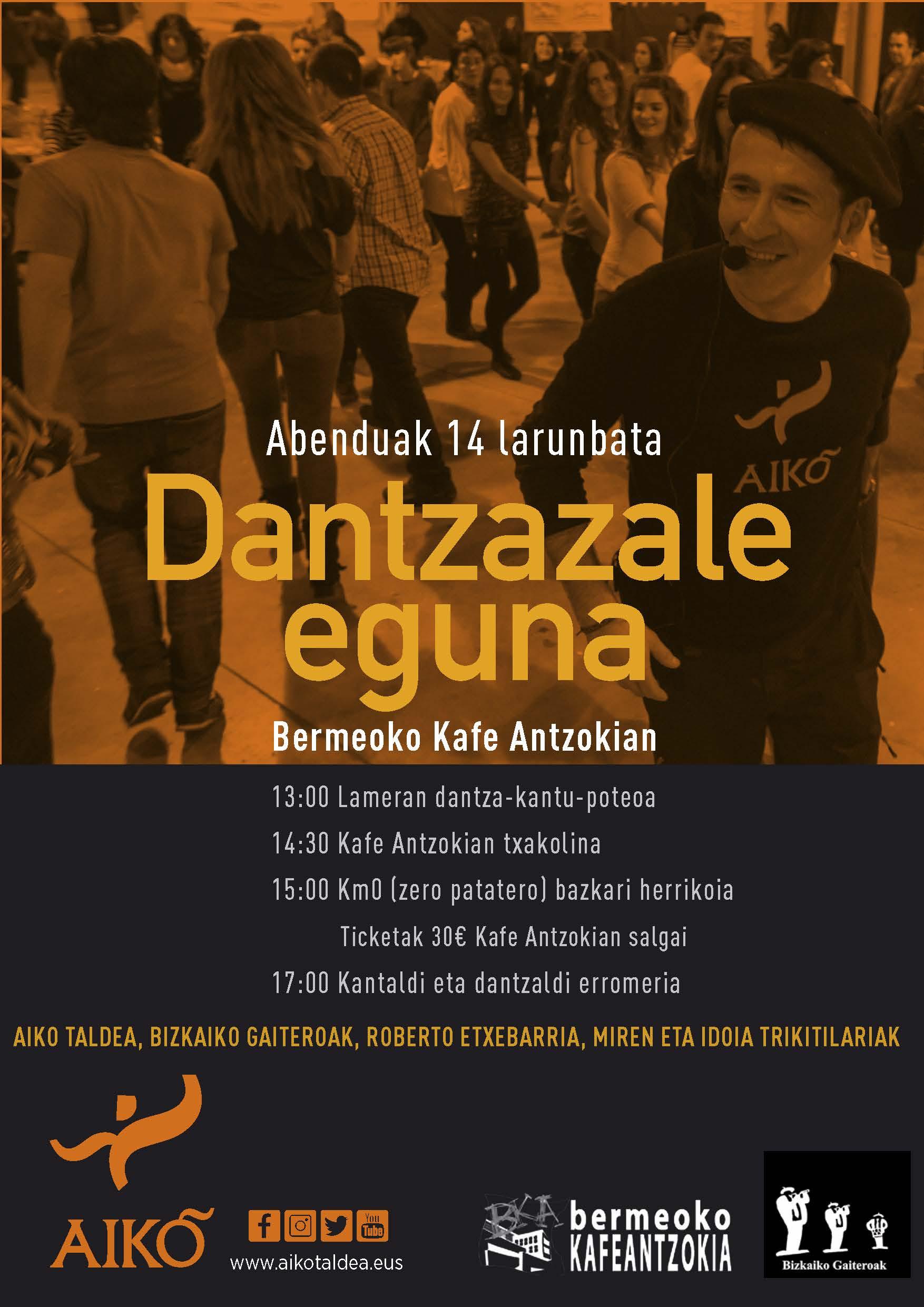 Aiko Taldea: Dantzari Dantzazale Eguna