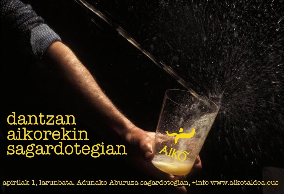 Aiko: Sagardotegian dantzan