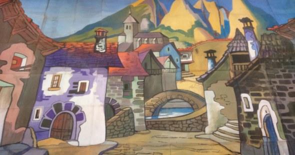 Duguna - dekoratua - Pedro Lozano de Sotés