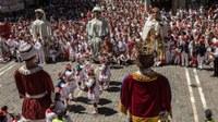 Tarragonako Santa Teclako festetan dantzatuko ditugu trokeo-dantzak