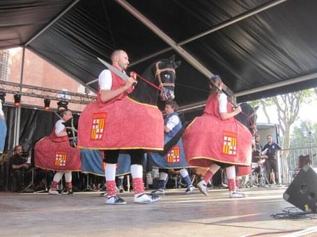 Esbart català de dansaires – Bartzelona, Katalunia