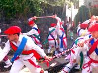 Ezpata-dantzaz beteko ditu Ezpalak jaialdiak Iruñea eta Eibar asteburuan