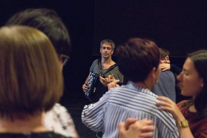 Gérard Godon-ekin dantzaldia 2018: argazki galeria