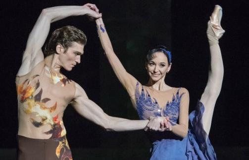Ipuinetan bezalako balleta