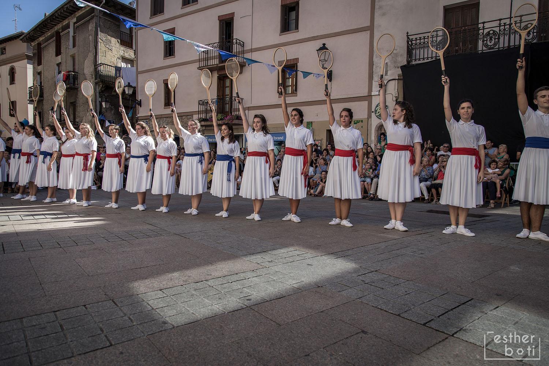 Ereintza dantza taldea: Gu Agustina