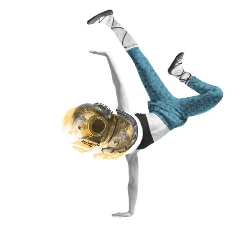 Dantzaren sektore profesionalean emakumeek gizonek baino aukera gutxiago dituzte