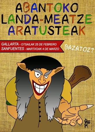 Badatoz Abantoko Landa-Meatze Aratusteak!
